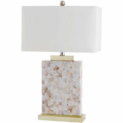 Safavieh Nikita Shell Table Lamp