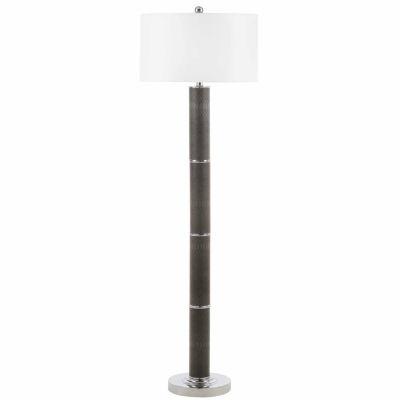 Safavieh Marco Faux Snakeskin Floor Lamp