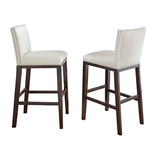 Steve Silver Co Tempo 2-pc. Upholstered Bar Stool