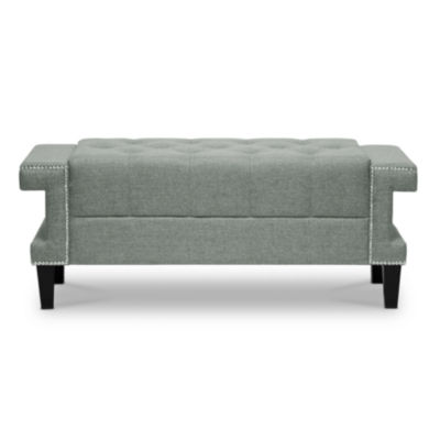 Baxton Studio Contemporary Cheshire Bench
