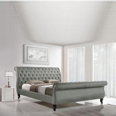 Baxton Studio Antoinette Modern Platform Bed