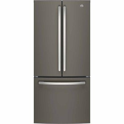 GE® Series ENERGY STAR® 20.8 cu. ft. French-DoorRefrigerator