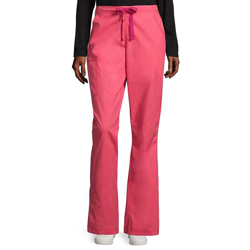 WonderWink Womens WonderWork Grace Flare-Leg Pants - Plus and Tall plus size,  plus size fashion plus size appare