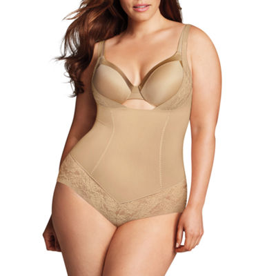 Maidenform Curvy Firm Foundations Firm Control Body Shaper - Plus