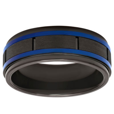 Mens Tungsten Wedding Band