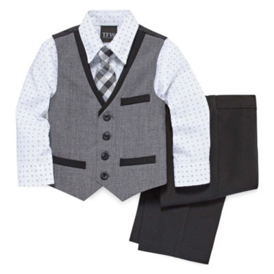 TFW 4-pc. Vest Set Toddler Boys