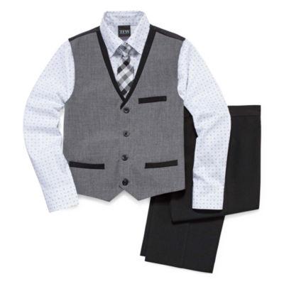 TFW 4-pc. Vest Set Preschool Boys