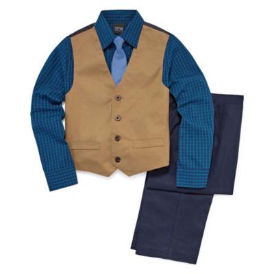 TFW 4-pc. Vest Set Boys 4-10