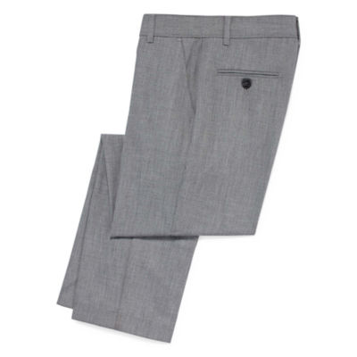 IZOD Sharkskin Suit Pants - 8-20 Boys