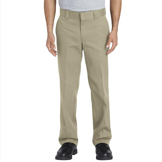 Dickies® FLEX Slim Fit Straight Leg Work Pants