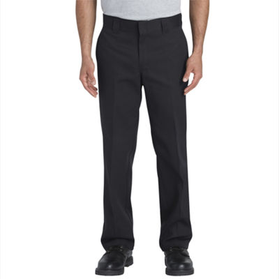Dickies Slim Fit Flat Front Pants