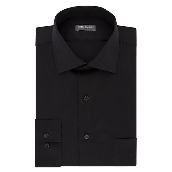 Van Heusen® Flex Collar Dress Long Sleeve Shirt