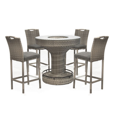 Outdoor Oasis Santa Catarina 5-pc. Patio Dining Set