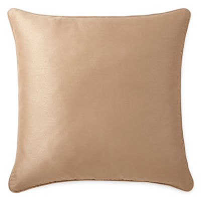 Home Expressions Gold Reversible Euro Sham