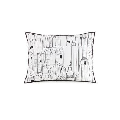 Presidio Square City Life Pillow Sham