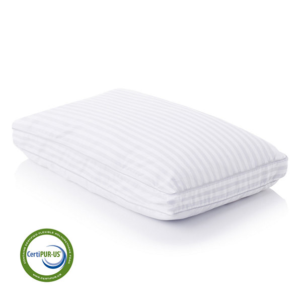 Malouf Z Convolution Gelled Microfiber Memory Foam Pillow