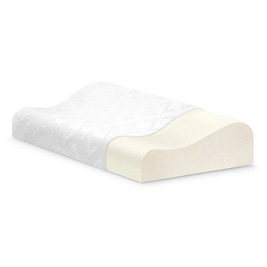 Malouf Z Memory Foam Contour Pillow