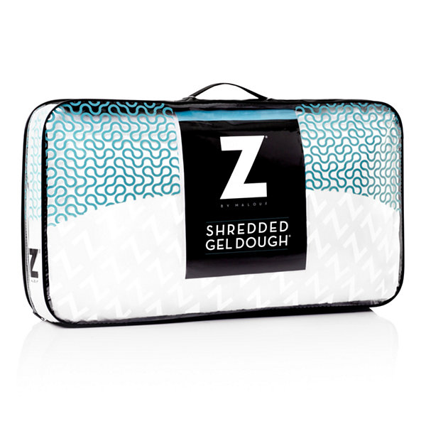 Malouf Z Shredded Gel Infused Memory Foam Pillow