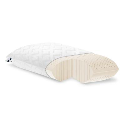Malouf Z Zoned Memory Foam Pillow - High Loft Plush