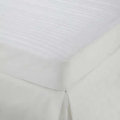 Martex Damask Stripe Mattress Pad