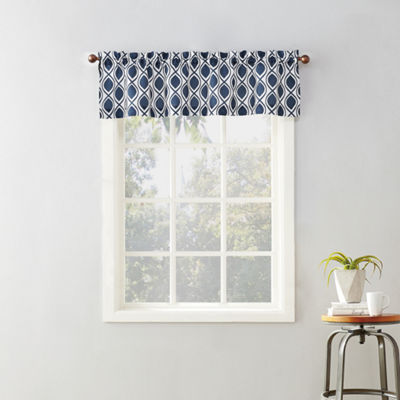Cullen Rod-Pocket Kitchen Valance