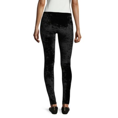 City Streets Velvet Leggings