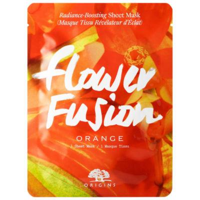 Origins Flower Fusion™ Orange Radiance-Boosting Sheet Mask