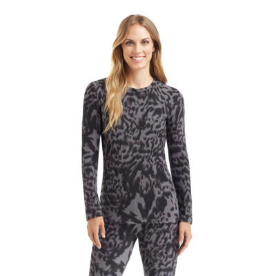 Cuddl Duds Fleecewear Thermal Shirt