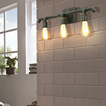 "Eglo Wymer 3-Light 23"" Bath Vanity Wall Light"