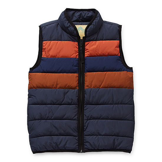 Thereabouts Little & Big Boys Puffer Vest