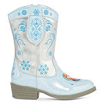 Disney® Frozen Girls Cowboy Boots - Toddler