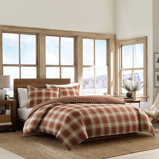 Eddie Bauer Edgewood Plaid Comforter Set