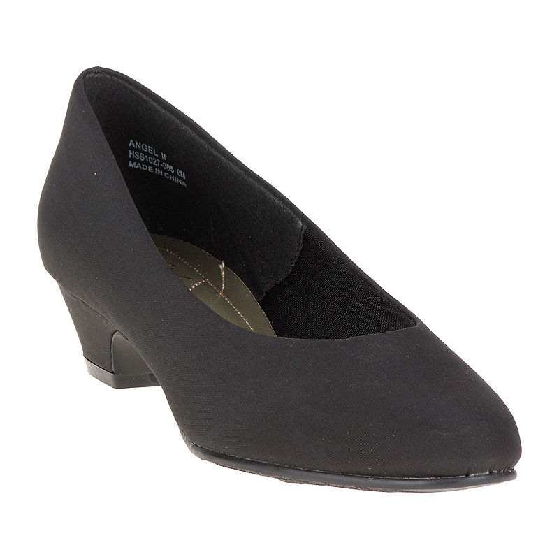 Soft Style by Hush Puppies Angel ll Pumps plus size,  plus size fashion plus size appare