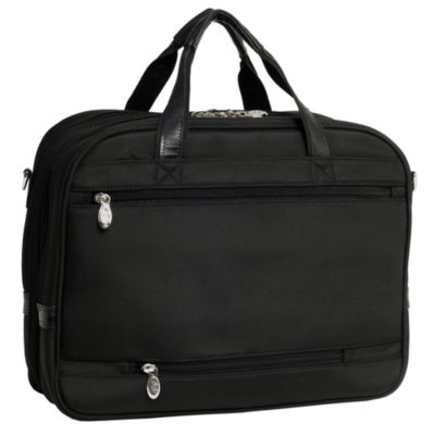"McKleinUSA Springfield 15.6"" Nylon Fly-Through™ Checkpoint-Friendly Laptop Briefcase"