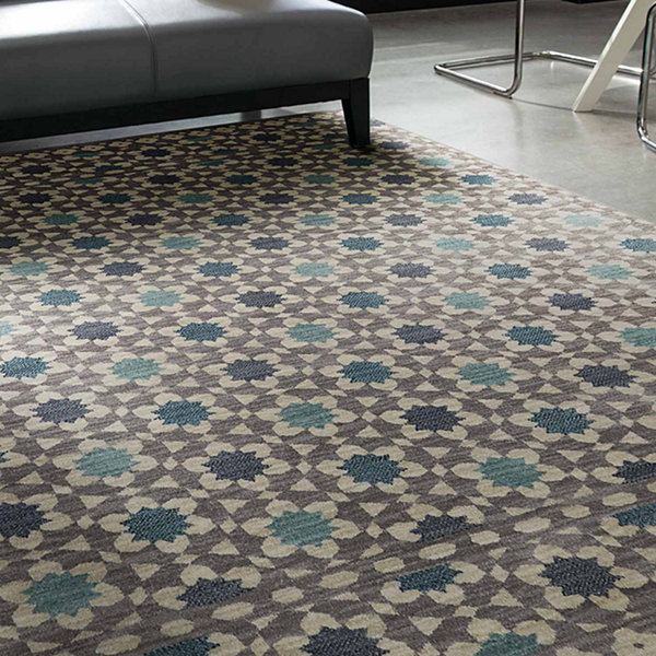 Mohawk Home® Lattice Rectangular Rug
