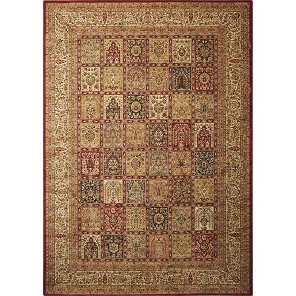 Kathy Ireland® Asian Dynasty Rectangular Rug