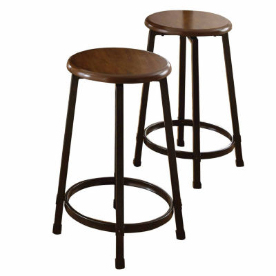 Steve Silver Co Ramona 2-pc. Upholstered Bar Stool
