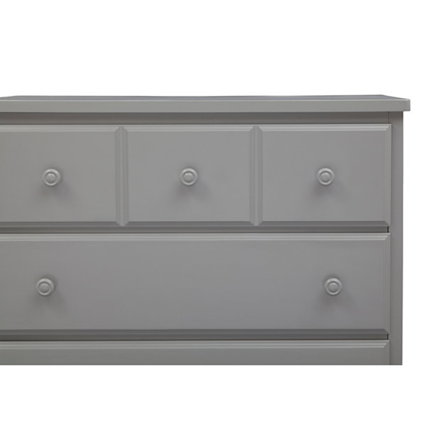Delta Children 3-Drawer Nursery Dresser