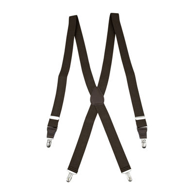 Status Drop Clip Belt Suspenders
