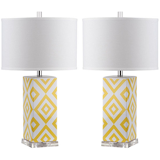 Safavieh Elnora Table Lamp Set Of 2