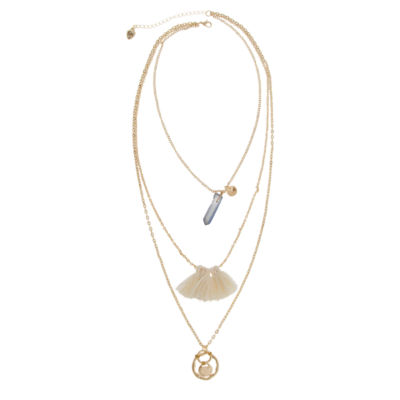 Sandra Magsamen 18 Inch Chain Necklace