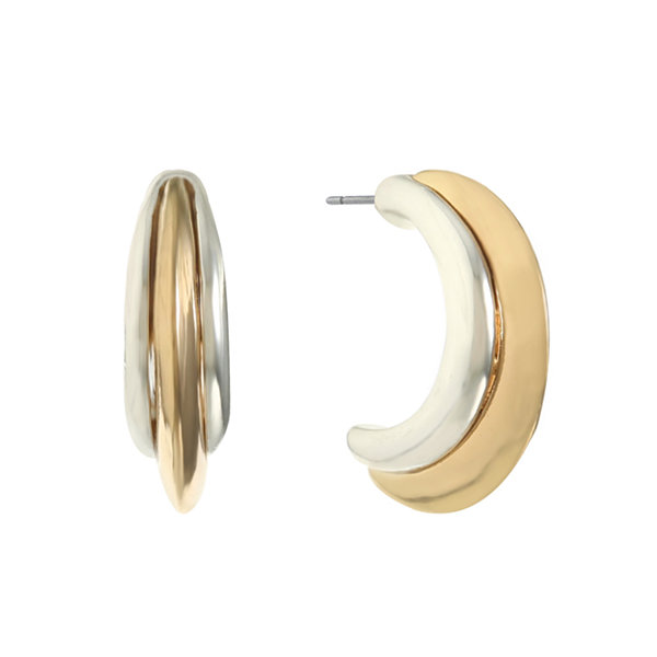 Monet Jewelry Hoop Earrings