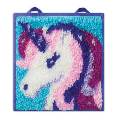 Kahootz Toys - LatchKits Mini Rug, Unicorn