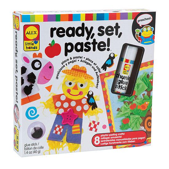ALEX Toys Little Hands Ready Set Paste
