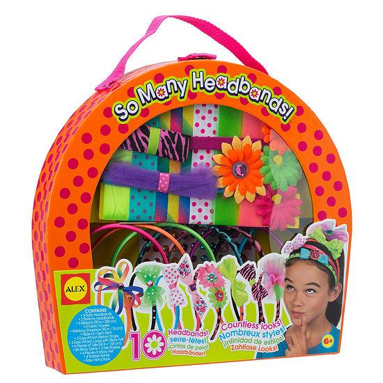 ALEX Toys DIY Wear So Many Headbands
