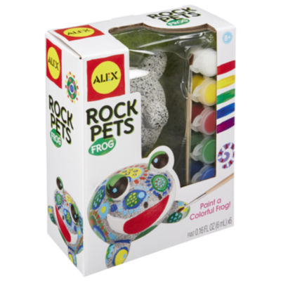 ALEX Toys Craft Rock Pets Frog