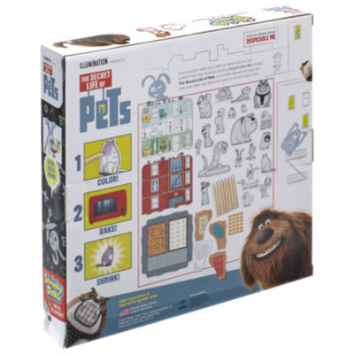 ALEX TOYS Pets Shrinky Kids Craft Kit