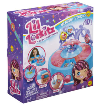 ALEX TOYS Lil Lockitz Kids Craft Kit