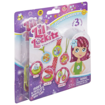 ALEX TOYS Lockitz Flower Kids Craft Kit