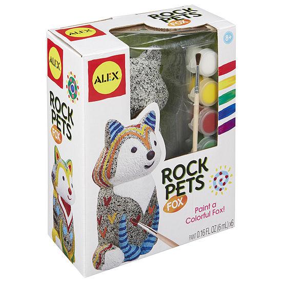 Alex Craft Rock Pets Fox